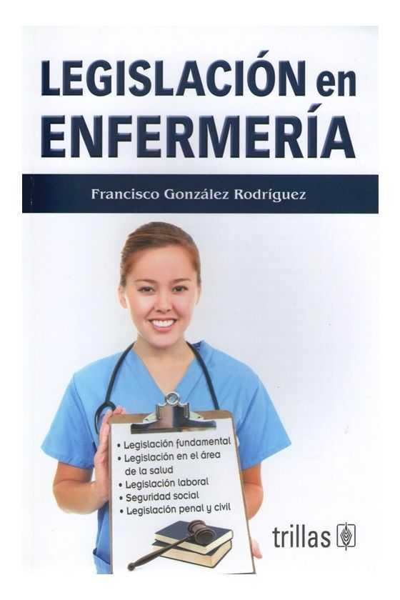 Legislación en Enfermería. González