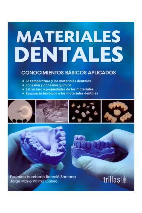Materiales Dentales. Barceló