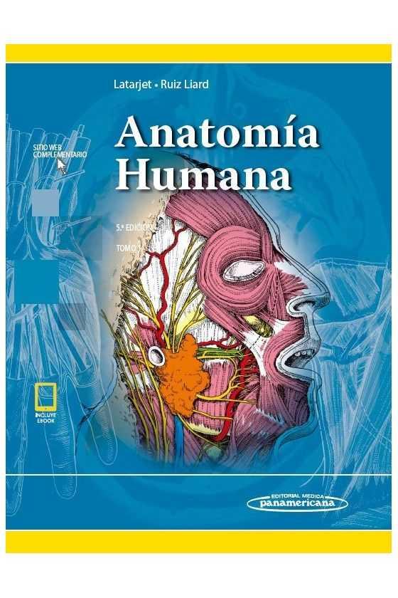 Anatomía Humana. Latarjet
