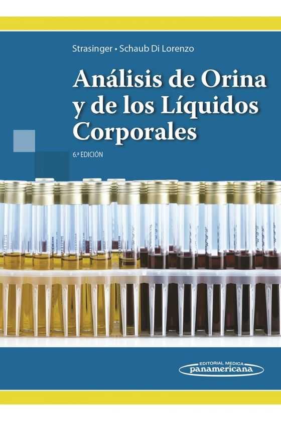 Análisis de Orina y de los  Líquidos Corporales.  Strasinger