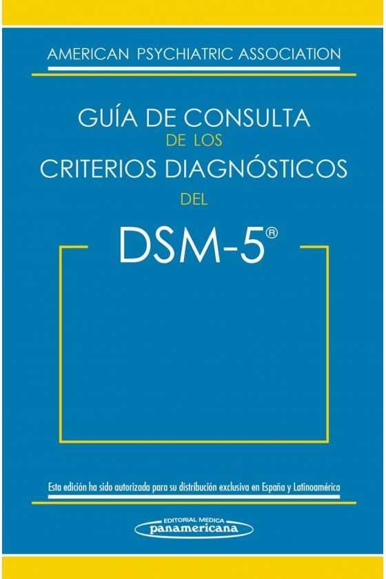 DSM 5. Guía de Consulta