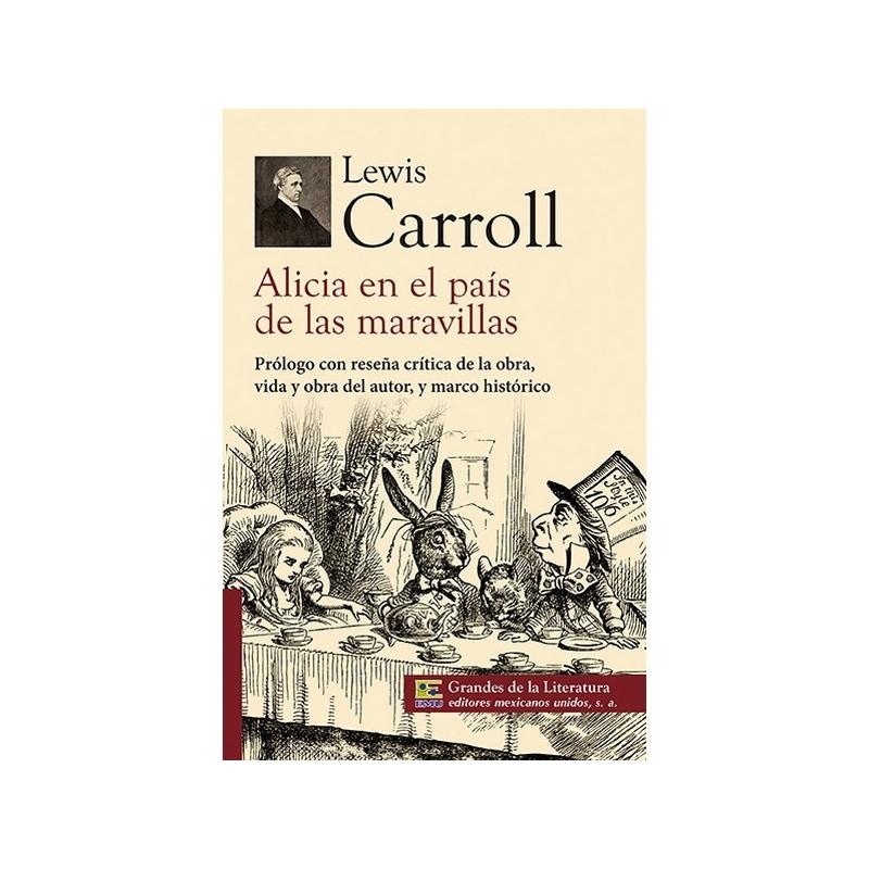 Alicia en el País de las Maravillas. - Librería Médica Orizaba