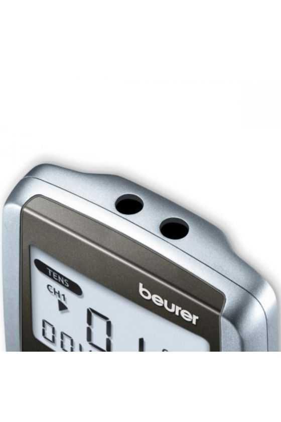 Electroestimulador de Pulso Tens  2 Canales EM41