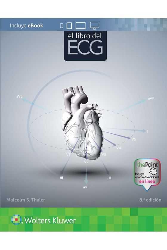 El Libro del ECG. Thaler