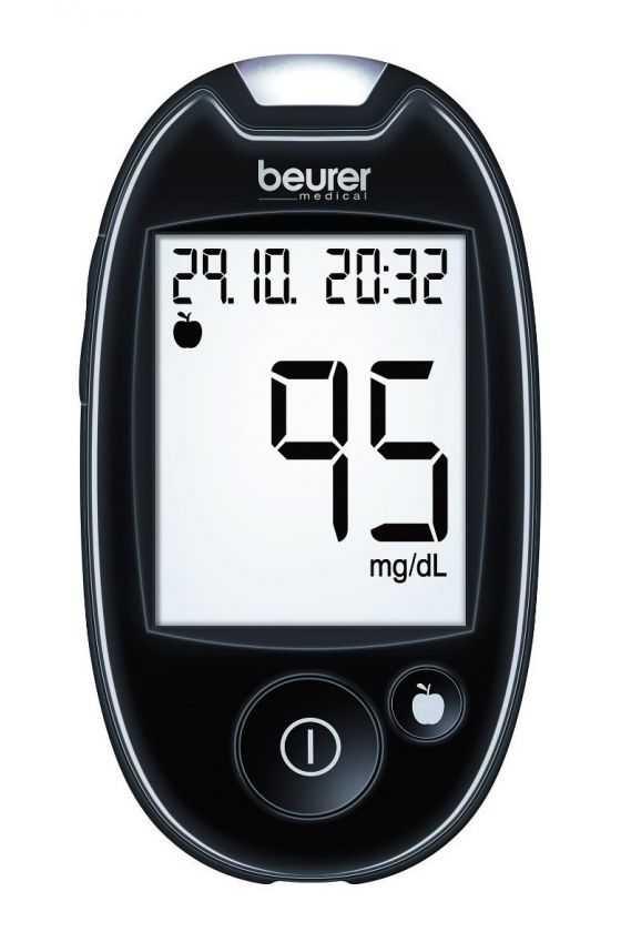 Glucómetro Beurer GL44