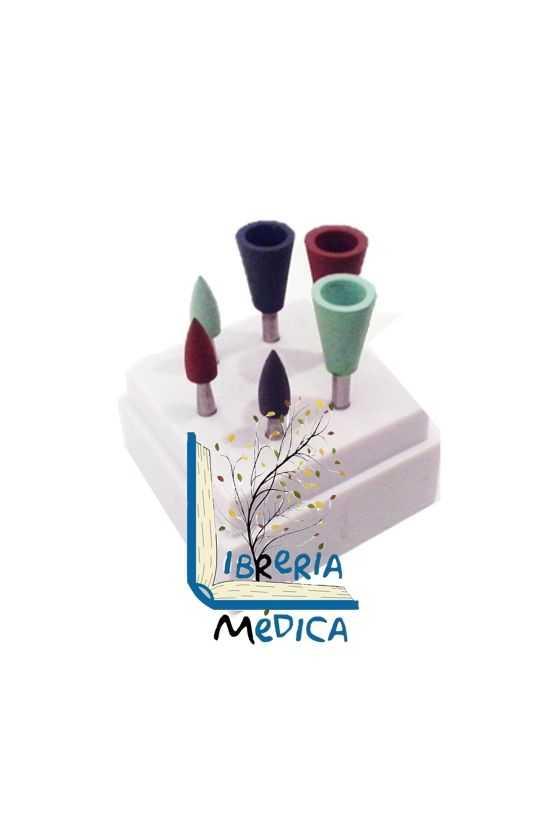 Kit de Pulido para Amalgama