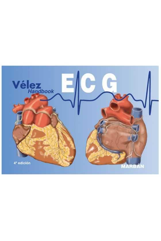 ECG Electrocardiograma Vélez