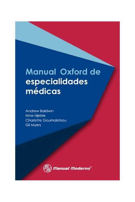 Manual Oxford de...