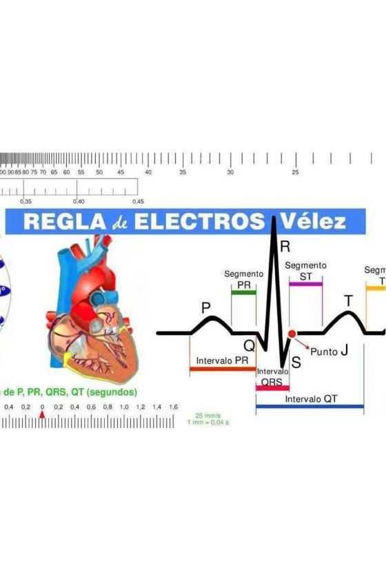 Regla de Electros Vélez