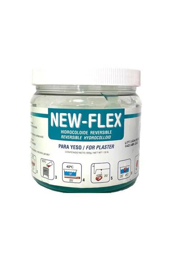 New Flex Hidrocoloide...