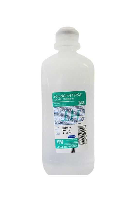 Solución Hartmann 500 ml