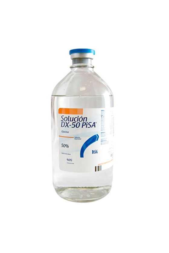 Solución Glucosada 50%...