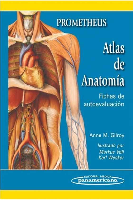 Atlas de Anatomía....