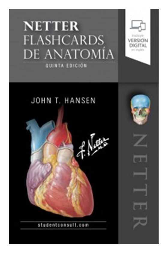 Flashcards de Anatomía de...