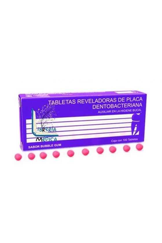 Tableta Reveladora de Placa...