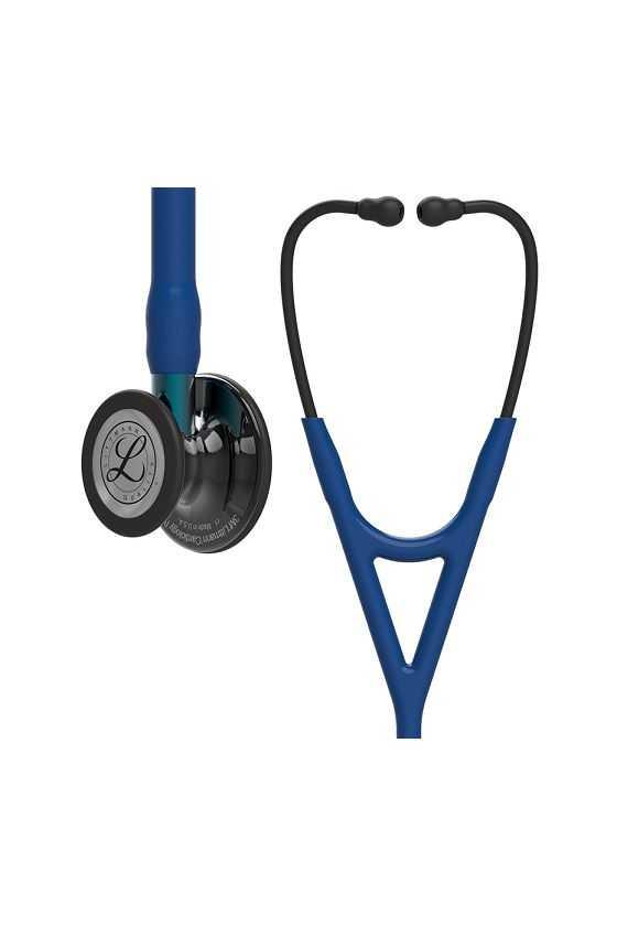 Littmann Cardiology IV  Black Edition Azul Marino