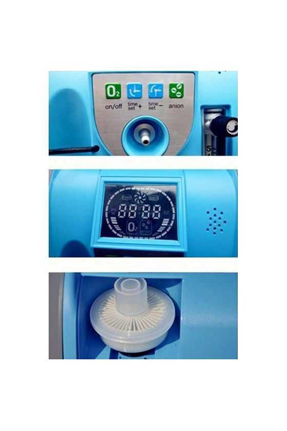 Concentrador de Oxigeno Portátil OLV-B1