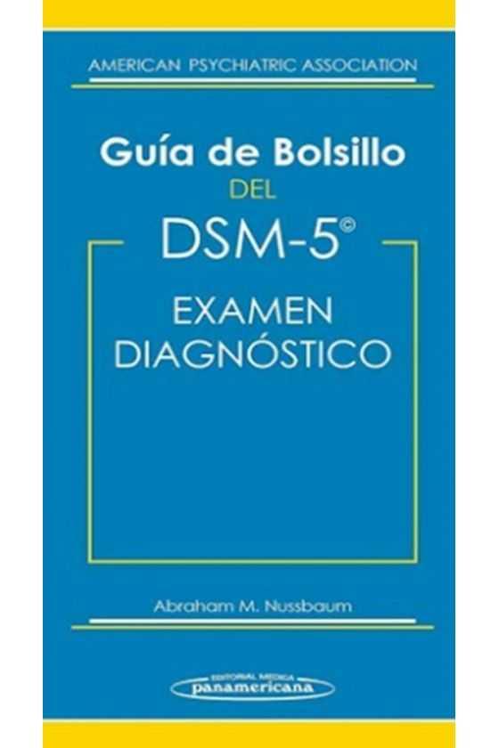 Guía de Bolsillo del DSM-5...