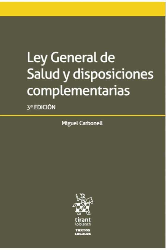 Ley General de Salud y...