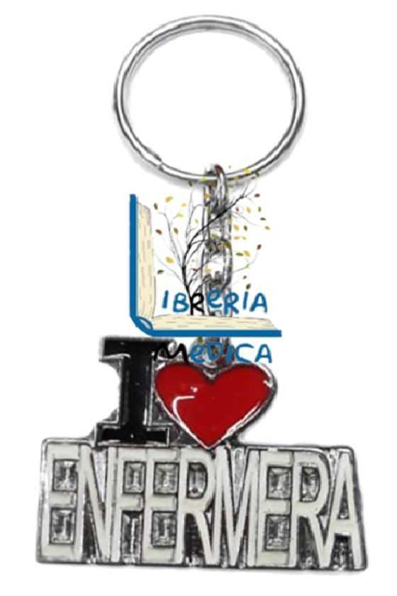 Llavero I Love Enfermera...