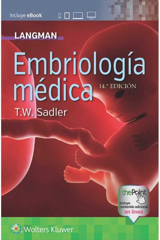 Embriología Médica. Langman