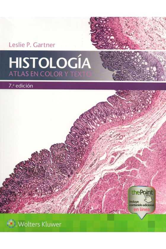 Histología Atlas en Color y...