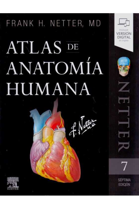 Atlas de Anatomía Humana...