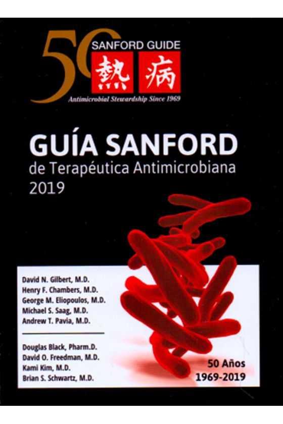Guía Sanford de Terapéutica...