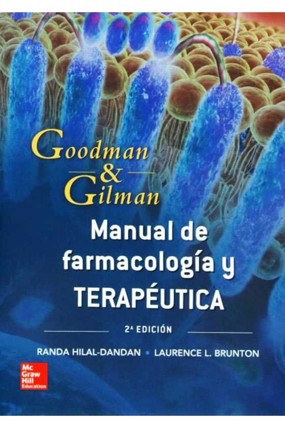 Manual de Farmacología y...