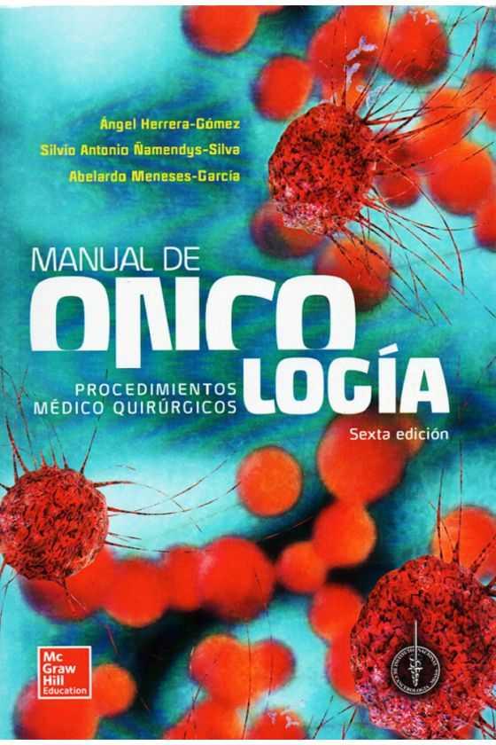 Manual de Oncología