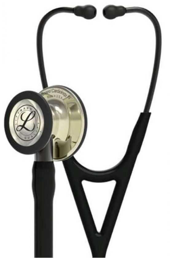 Littmann Cardiology  IV  Negro Champaña