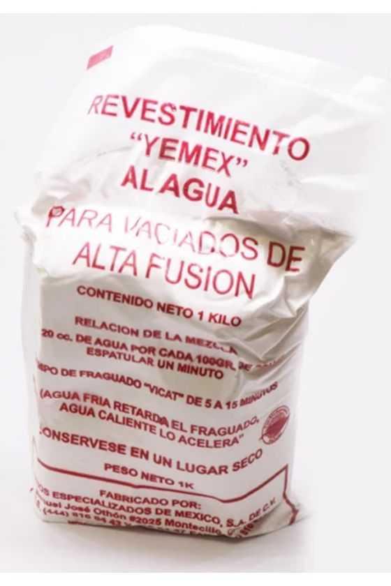 Revestimiento Yemex - Bolsa...