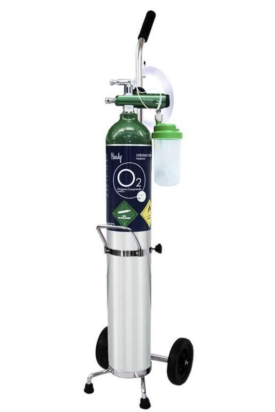 Tanque de Oxigeno 682 Lts