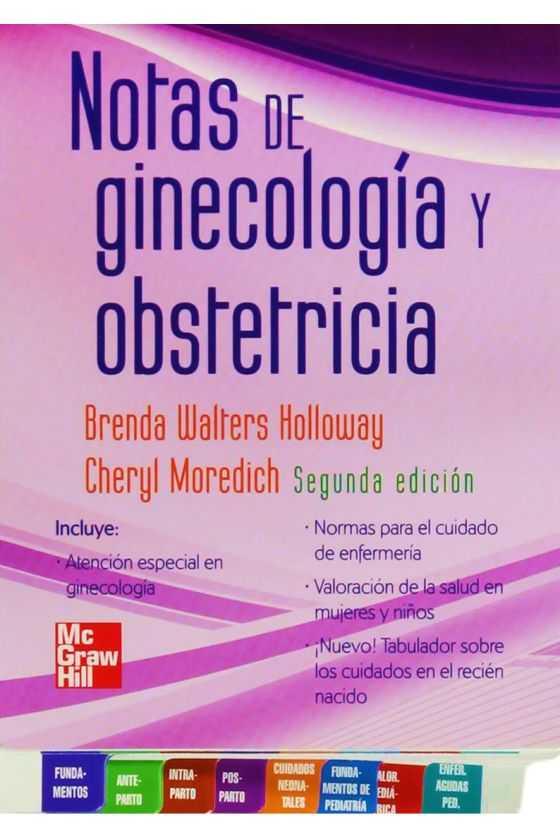 Notas de Ginecología y...