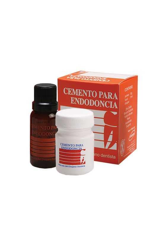 Cemento para Endodoncia