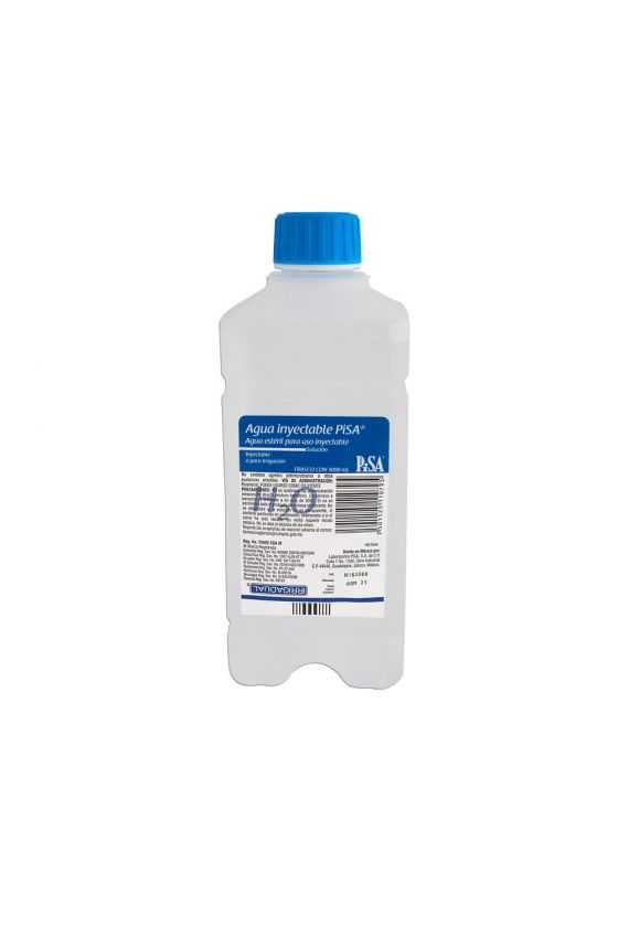 Agua Inyectable 1 lt