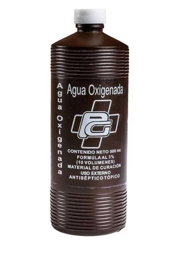 Agua Oxigenada 1000 ml