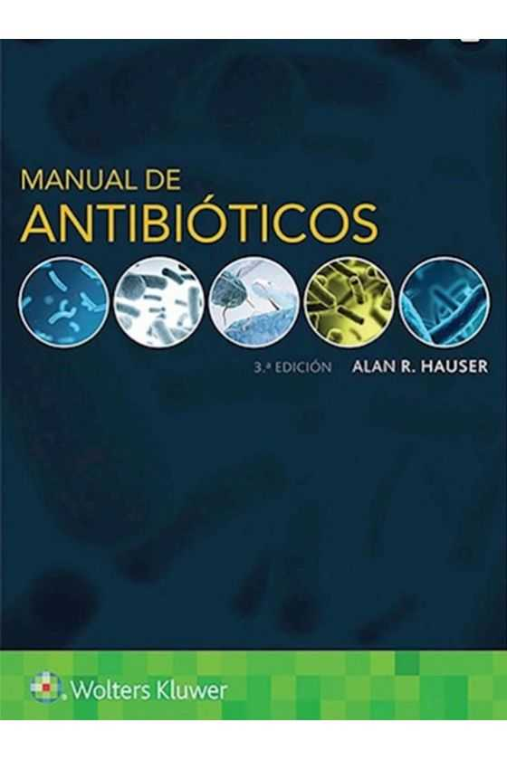 Manual de Antibióticos 3 ED
