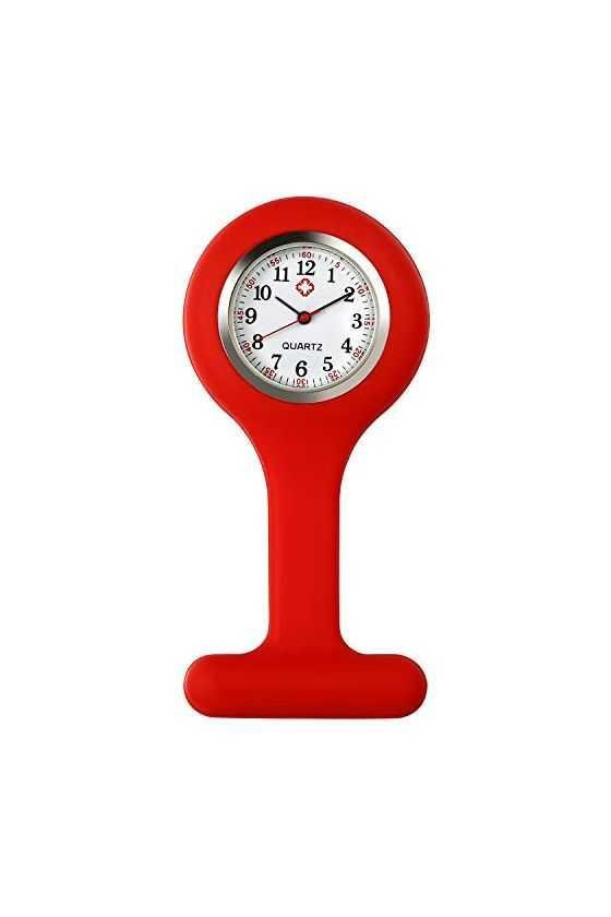 Reloj Prendedor para Signos...