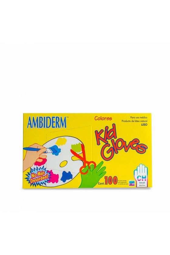 Caja De Guantes Kid Gloves