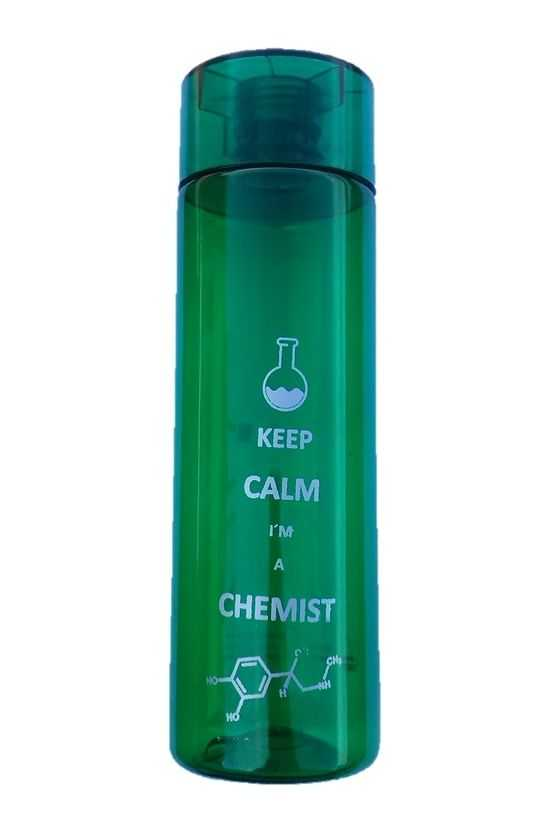 Ánfora Keep Calm Carry Im a Chemist