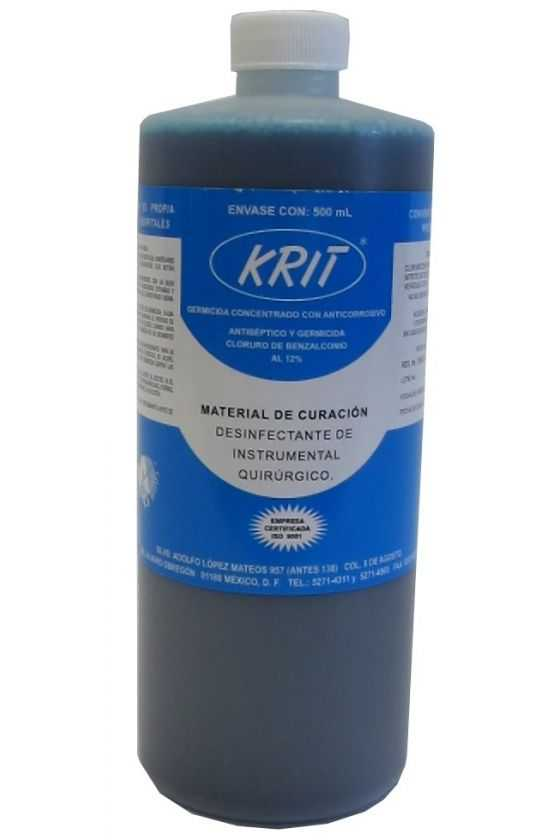 Krit Concentrado  500 ml