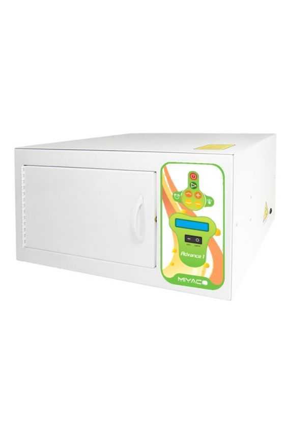Esterilizador Digital de Calor Seco