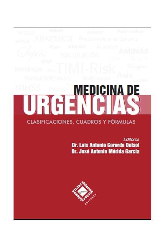 Medicina de Urgencias. Gorordo